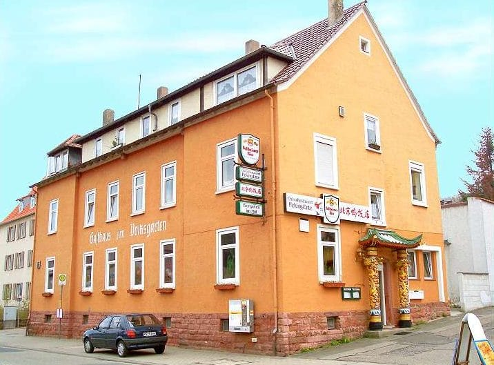 "Chinarestaurant ""Peking-Ente"" in Annweiler - Pfalz"