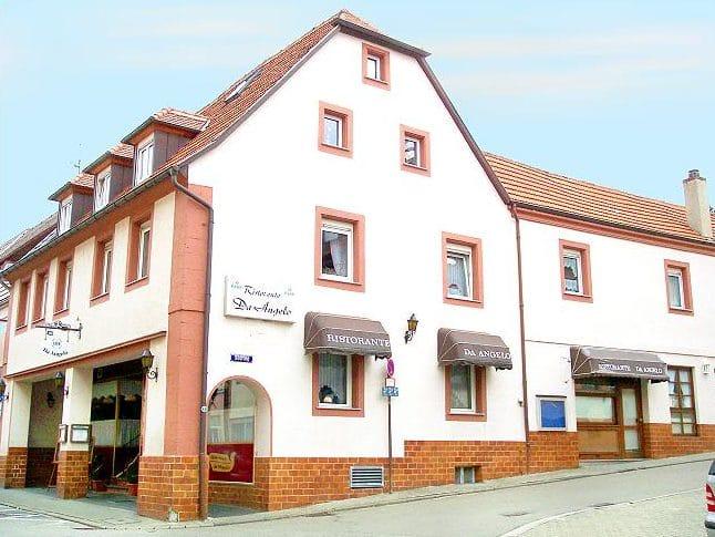 """Italienisches Restaurant """"Da Angelo"""" in Annweiler in der Pfalz"""