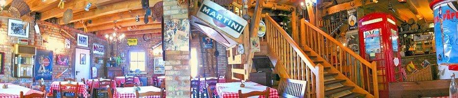 """Italienisches Restaurant, Pizzeria """"Da Angelo"""" in Hatzenbühl in der Pfalz"""