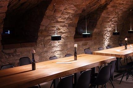 Weingut, Vinothek Porzelt in Klingenmünster