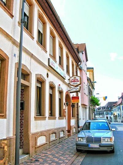 """Pub, Bistro, Sportsbar """"L'arcobaleno"""" in Germersheim in der Pfalz"""