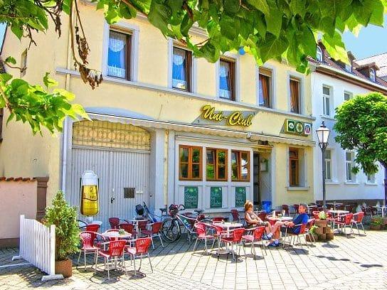 """Gaststätte """"Uni-Club"""" in Germersheim in der Pfalz"""