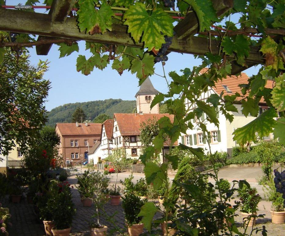 Historischer Ortskern - Rumbach in der Pfalz