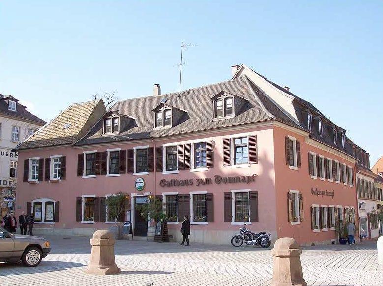 """Gasthaus """"Zum Domnapf"""" in Speyer in der Pfalz"""