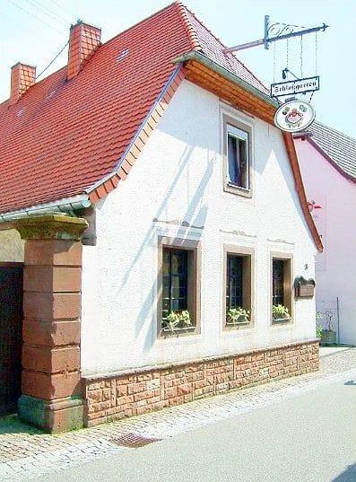 """Restaurant """"Schlossgarten"""" in Burrweiler in der Pfalz"""