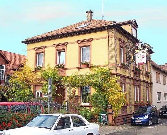 """Weinstube """"Christmann"""" in Sankt Martin in der Pfalz"""