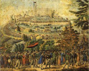 Hambacher Fest am 26. Mai 1832