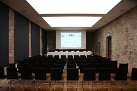 Tagungsraum im Hambacher Schloss