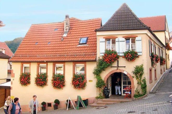"""Flammkuchenbäckerei """"Petite Flammerie"""" in Sankt Martin in der Pfalz"""