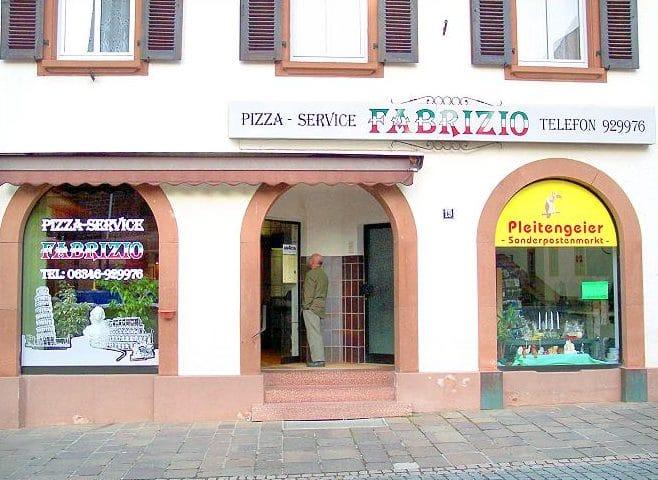 Fabrizio's Pizzaservice in Annweiler in der Pfalz