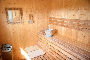 """Sauna im Hotel """"Zur Linde"""" in Silz"""