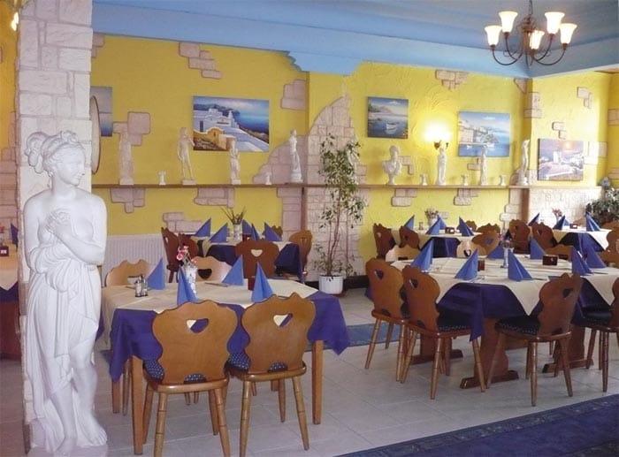 """Griechisches Restaurant """"Taverna Stella"""" in Enkenbach - Alsenborn in der Pfalz"""