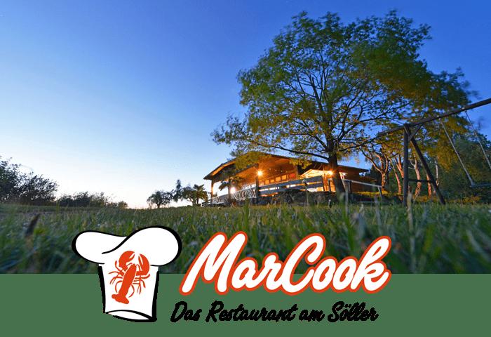 """""""MarCook - Das Restaurant am Söller"""" in Bundenthal in der Pfalz"""