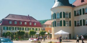 Schlosshotel Bergzaberner Hof mit Becks Brasserie