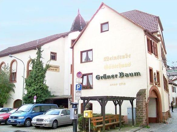 """Gästehaus """"Grüner Baum"""" in Sankt Martin in der Pfalz"""
