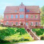 """Waldgaststätte """"Forsthaus Heldenstein"""" bei Edenkoben in der Pfalz"""