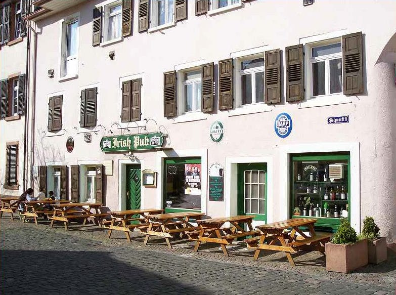 """Irish Pub Inside"" in Speyer in der Pfalz"