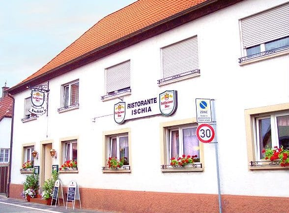 """Italienisches Restaurant, Pizzeria """"Ischia"""" in Bellheim in der Pfalz"""