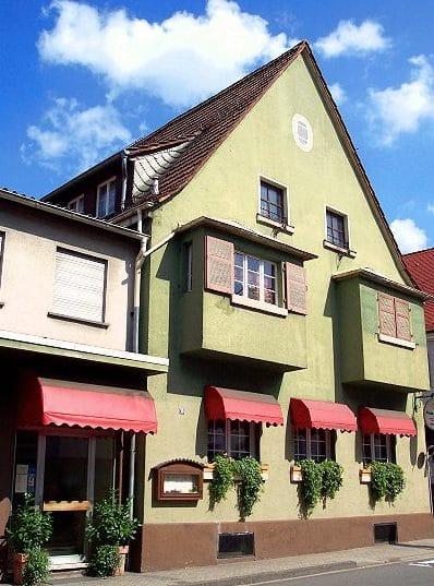"""Pizzeria, Italienisches Restaurant, Heimservice """"Ischia"""" in Dahn in der Pfalz"""