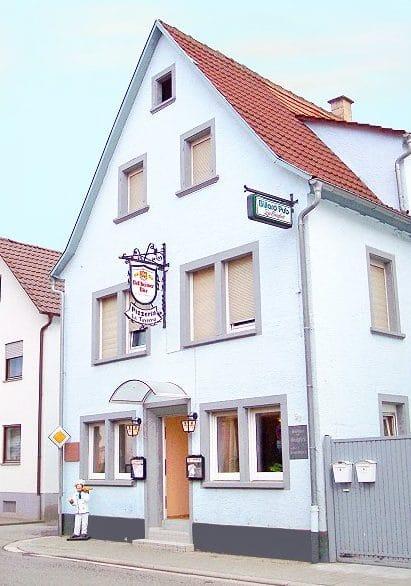 """Italienisches Restaurant, Pizzeria """"La Taverna"""" in Bellheim in der Pfalz"""