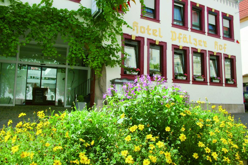 """Hotel - Restaurants """"Pfälzer-Hof"""" in Edenkoben"""