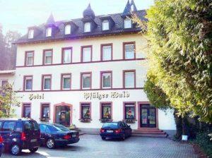 """Hotel, Restaurant und Cafe """"Pfälzerwald in Bad Bergzabern"""