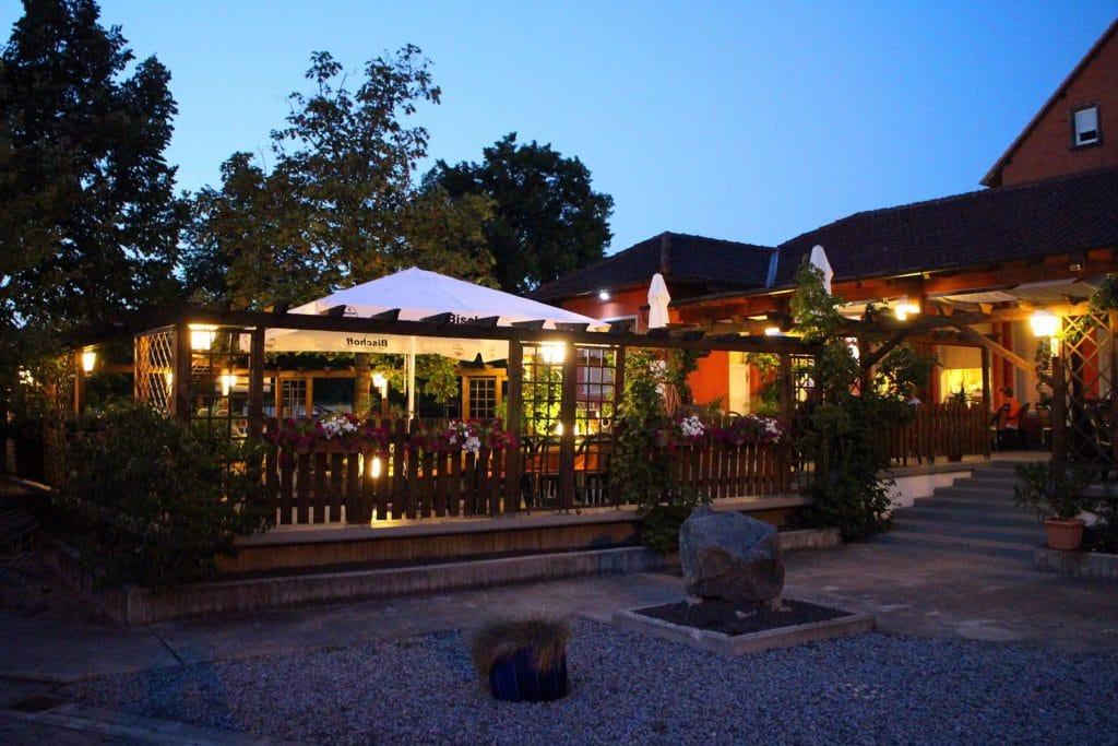 Am Rosengarten in Frankenthal