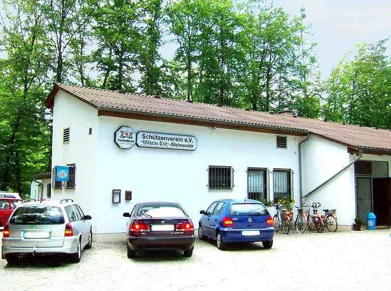 """Speisegaststätte """"Schützenhaus Wilhelm Tell"""" bei Steinweiler in der Pfalz"""