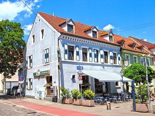 """Gaststätte """"Zapfhahn"""" in Germersheim in der Pfalz"""