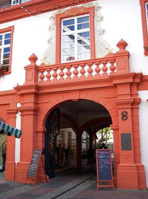 """Café, Bistro """"Barbarossa"""" in Neustadt in der Pfalz"""