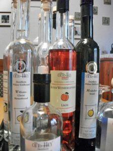 Weinstube und Brennerei Otto Hey in Oberotterbach
