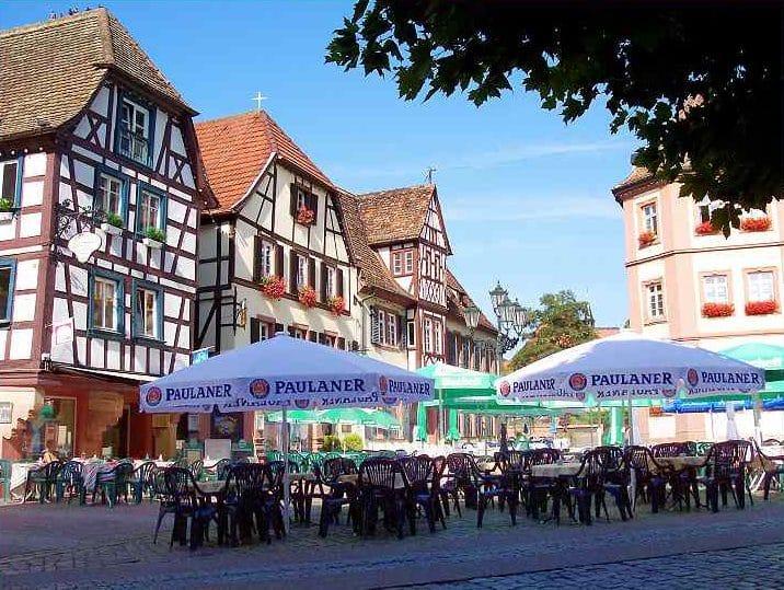 """""""City Marktcafé"""" in Neustadt in der Pfalz"""