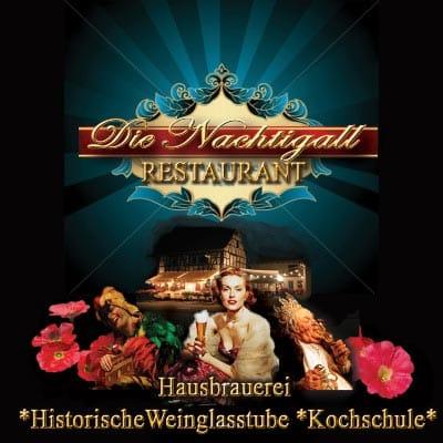"""""""Die Nachtigall"""" in Oberschlettenbach in der Pfalz"""