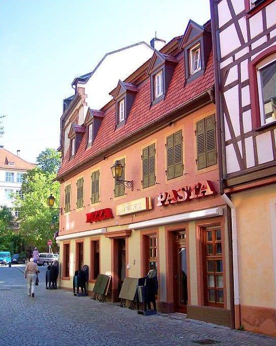 Italienisches Restaurant, Pizzeria Falcone in Neustadt in der Pfalz