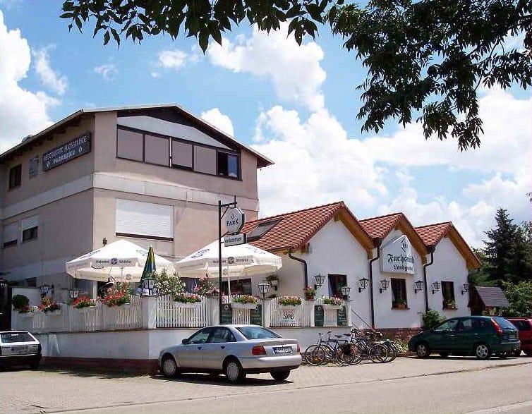 """Restaurant, Landgasthof """"Fuchsmühle"""" in Offenbach - Neumühle in der Pfalz"""