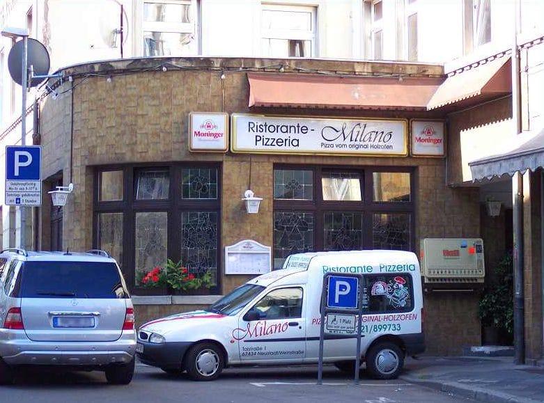 """Italienisches Restaurant, Pizzeria """"Milano"""" in Neustadt in der Pfalz"""