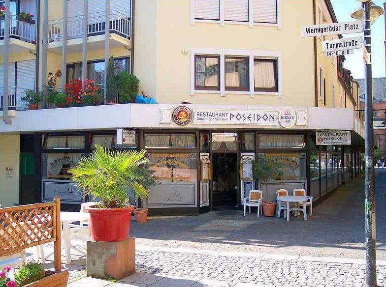 """Griechisches Restaurant """"Poseidon"""" in Neustadt in der Pfalz"""