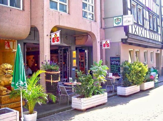 """Café """"Prisma"""" in Neustadt in der Pfalz"""