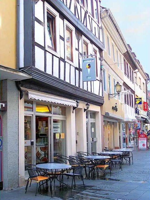 """Eissalon """"De Rossi"""" in Neustadt in der Pfalz"""