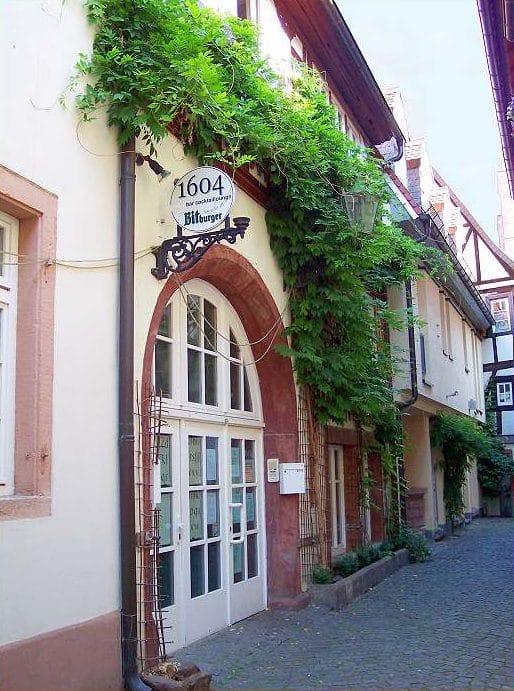 """Vinobar, Cocktaillounge """"1604"""" in Neustadt in der Pfalz"""