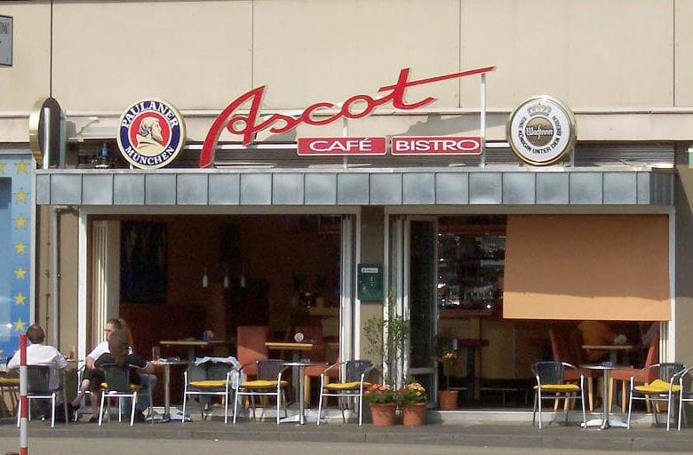 """Bistro, Café """"Ascot"""" in Landau in der Pfalz"""