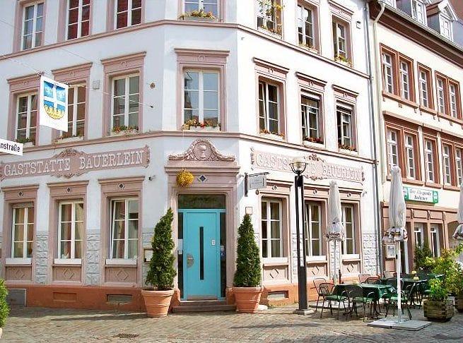 """Gasthaus """"Fünf Bäuerlein"""" in Landau in der Pfalz"""