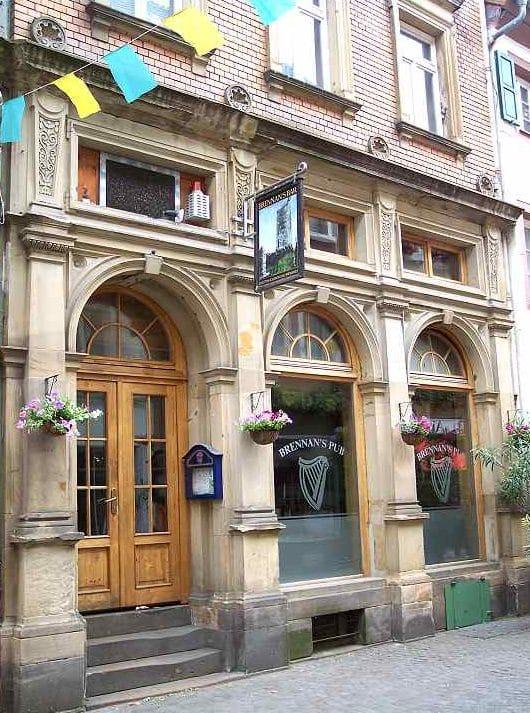 """Irish-Pub """"Brennan's Pub"""" in Landau in der Pfalz"""