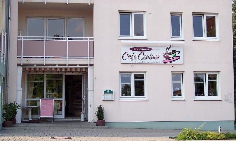 """Café, Konditorei """"Centner"""" in Landau in der Pfalz"""