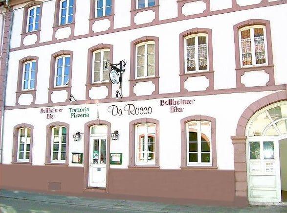 """Trattoria, Pizzeria """"Da Rocco"""" in Landau in der Pfalz"""
