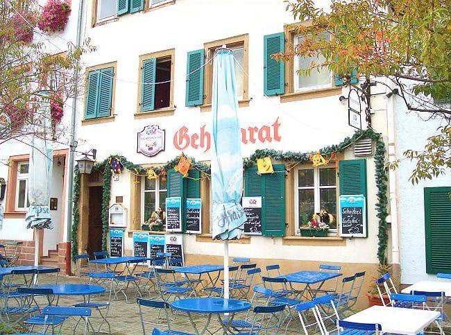 """Gaststätte """"Geheimrat"""" in Landau in der Pfalz"""