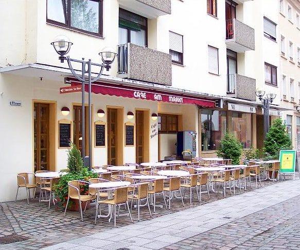 """""""Café am Markt"""" in Landau in der Pfalz"""