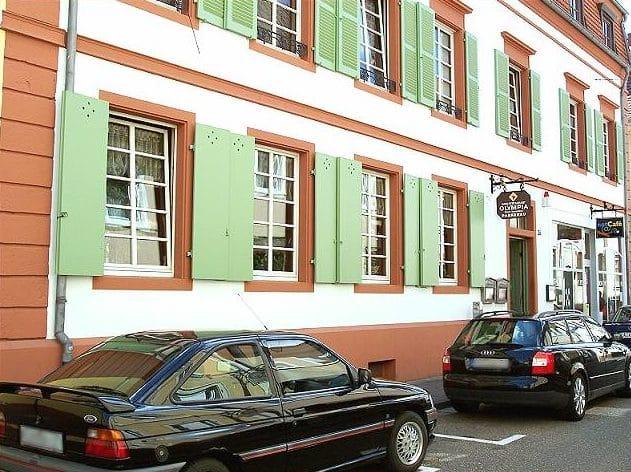 """Griechisches Restaurant """"Olympia"""" in Landau in der Pfalz"""