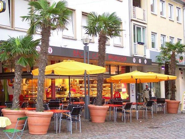 "Back-Café ""Panaderia"" in Landau in der Pfalz"