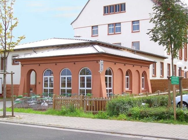 """Szenebar, Brasserie """"La Prison"""" in Landau in der Pfalz"""